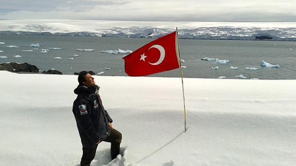 La Turquie va créer une base scientifique an Antarctique