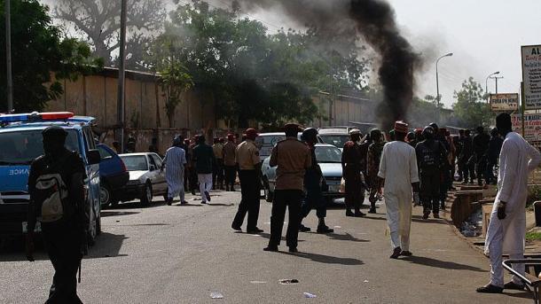 Cerca de 20 pessoas morrem em explosões na Nigéria