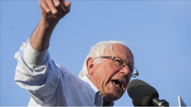 Bernie Sanders desconoce a Guaidó como presidente interino de Venezuela