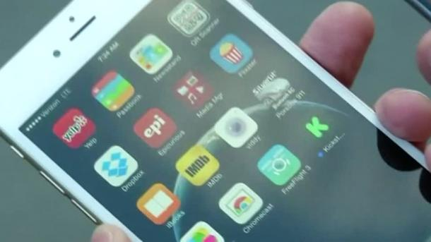 Apple освободится отзависимости от Самсунг. Укомпании появится собственный экран