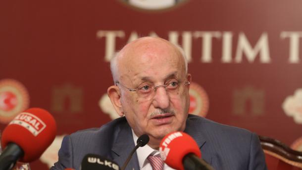 Спикер ВНСТ выступил с посланием в связи с годовщиной смерти Ататюрка