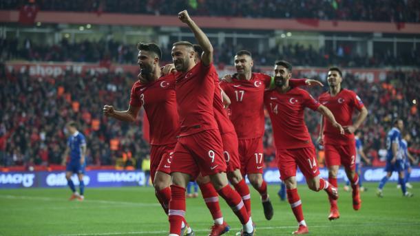 土耳其国家队以4比0大胜摩尔多瓦队 | 三昻体育投注