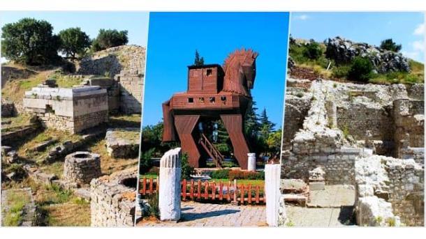 Turizmi në Turqi – Troja   TRT  Shqip