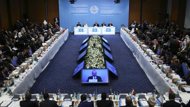 Turqia mirëpret punimet e samitit të jashtëzakonshëm të Organizatës së Bashkëpunimit Islam   TRT  Shqip