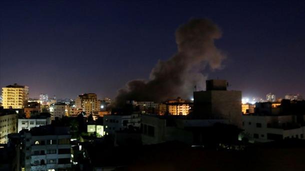 ShBA-ja dënon sulmin me raketa ndaj Izraelit, nuk prononcohet për sulmin ndaj zyrave të AA-së | TRT  Shqip