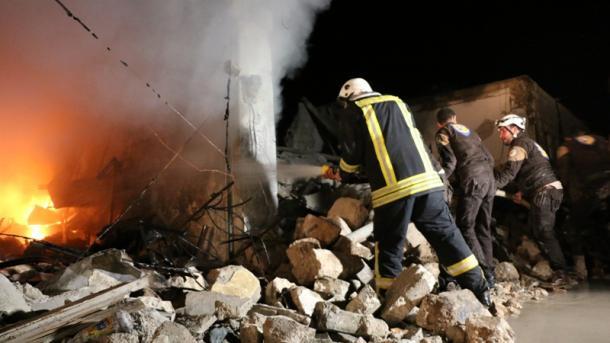 Siri - Mbi 1200 civilë të vrarë gjatë muajit të kaluar | TRT  Shqip