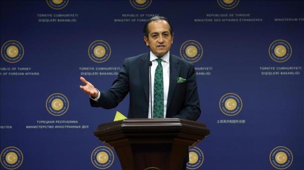 Turqia deklaratat e McGurk i cilëson si provokuese | TRT  Shqip