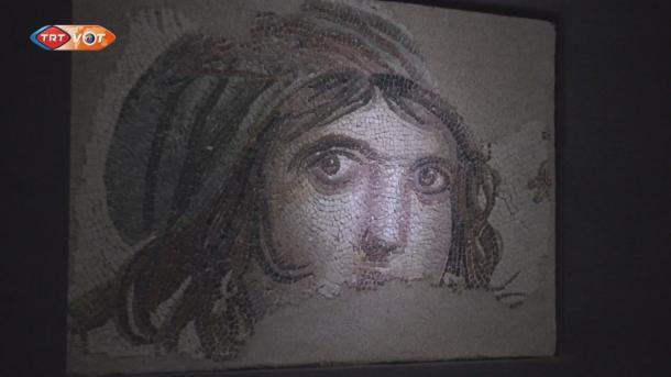 Muzeu i Mozaikëve të Zeugmas në Gaziantep | TRT  Shqip
