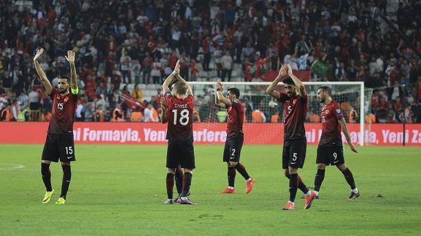 Исландия обыграла Турцию вотборе наЧМ