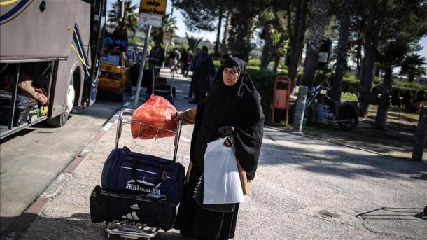 Deux morts à la frontière Gaza-Egypte