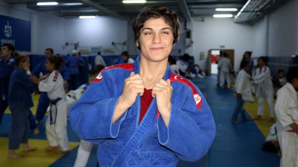 Judo: Médaille d'or pour la Turque Zeynep Celik au Championnat mondial des aveugles