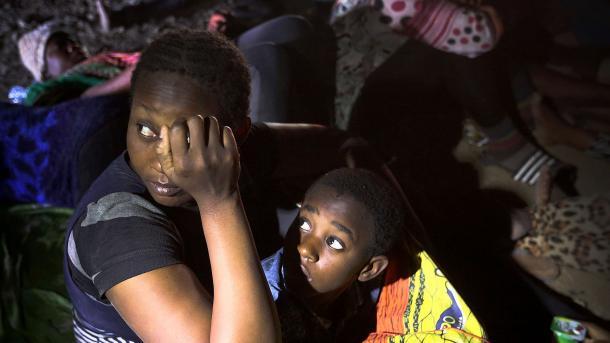 Un rapport pointe les abus subis par les jeunes migrants