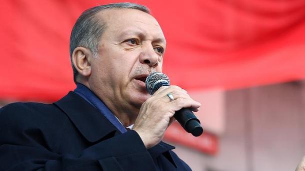 Erdoan: Vendimi i Trumpit për Jerusalemin e fut rajonin në një rreth zjarri | TRT  Shqip