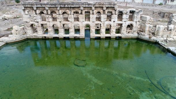U Turskoj se uskoro otvara drevno rimsko kupatilo
