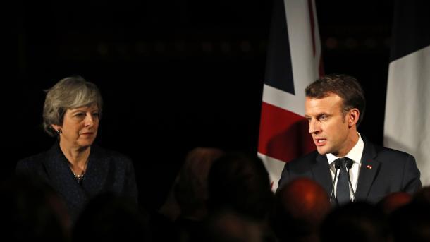 Nouveau traité franco-britannique sur l'immigration : un