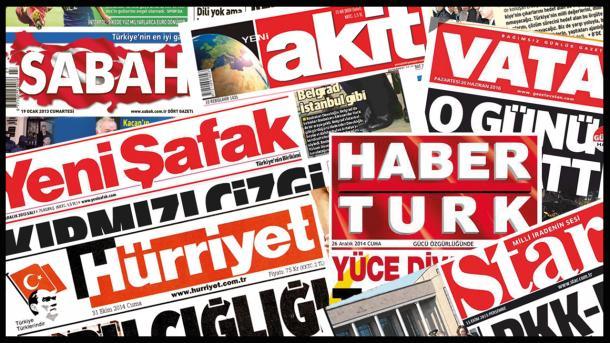 Türkische Presseschau: 15.03.2018
