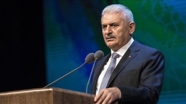 Yildirim: Nuk bëjmë kompromis ndaj kërcënimit terrorist në Siri | TRT  Shqip
