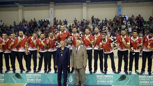 【2017サムスン・デフリンピック】 男子ハンドボール、トルコが金 | TRT  日本語