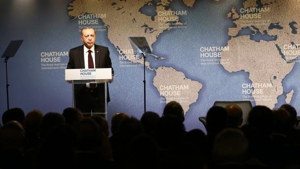 اردوغان يؤكد على الكفاح الفعال لتركيا ضد الارهاب   TRT  Arabic