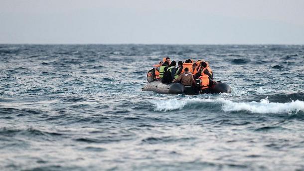 14 morts dans un naufrage — Grèce