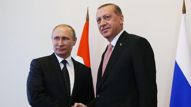 Erdogan i Putin telefonom razgovarali o dešavanjima u Iraku i Siriji