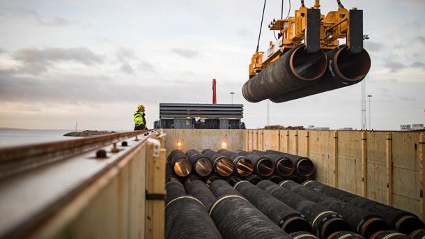 Nord Stream 2 in Deutschland genehmigt