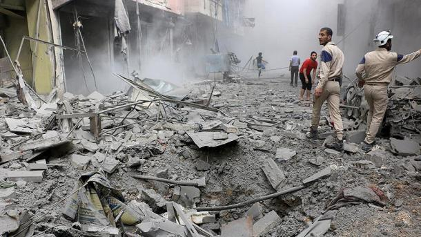 Ruski avioni gađali naselja i bolnicu u Halepu: Poginulo deset, ranjeno 40 osoba