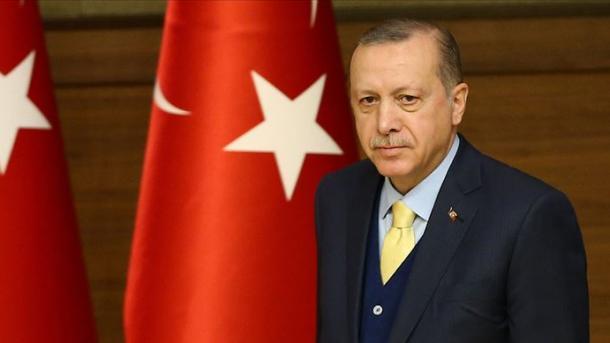 土耳其总统祝贺获金牌运动员 | 三昻体育投注
