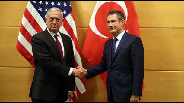 Xhanikli: Amerikës i shpjeguam me dokumente lidhjen PKK-PYD   TRT  Shqip