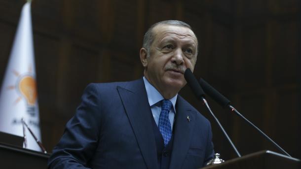 Erdogan për tërheqjen e ushtarëve nga Siria: ShBA-ja bëri atë që i takonte | TRT  Shqip