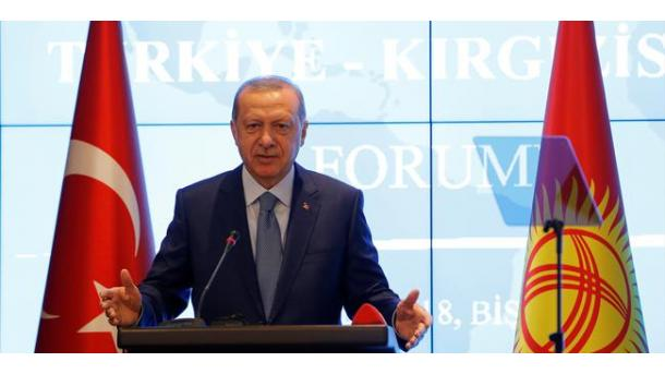 Erdogan: I duhet dhënë fund dominimit të dollarit në tregtinë ndërkombëtare | TRT  Shqip