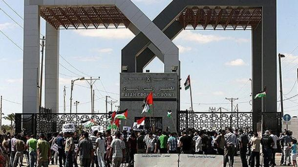Za povratak palestinskih hadžija privremeno otvoren prijelaz Refah