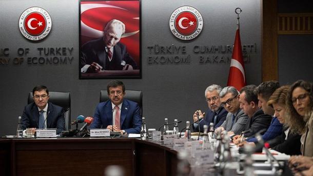 Эрдоган объявил, что вЕС предвоенное настроение