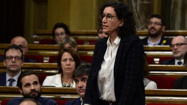 Arrestaron al líder catalán Carles Puigdemont