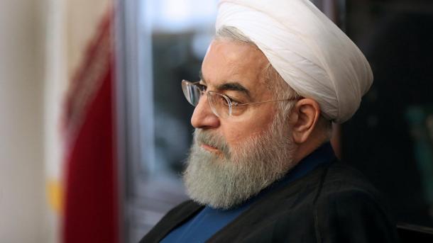 Rouhani: Raketa e lëshuar nga Jemeni, reagim ndaj agresivitetit të Arabisë Saudite | TRT  Shqip