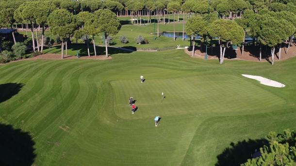 Golf-Tourismus in Antalya