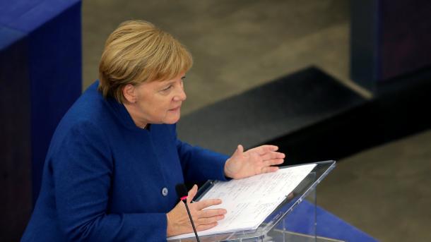 Merkel: Duhet të punohet për vizionin e një ushtrie evropiane   TRT  Shqip