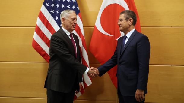 Canikli: Zatražili smo od SAD-a da okonča podršku teroristima PYD/YPG-a u Siriji