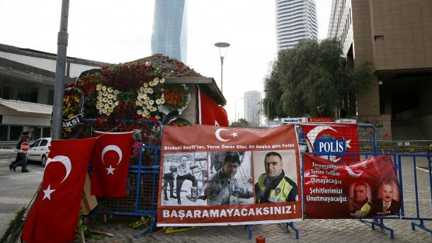 Ответственность за теракт в Измире взяла на себя группировка ТАК