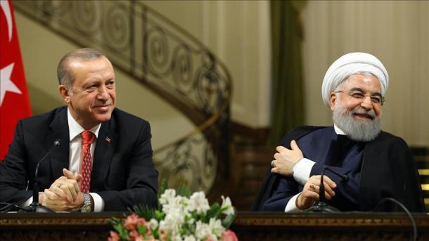 Erdogan i Rouhani obavili telefonski razgovor