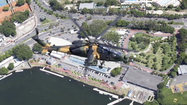 Helikopteri ATAK pëlqehet nga autoritetet braziliane   TRT  Shqip