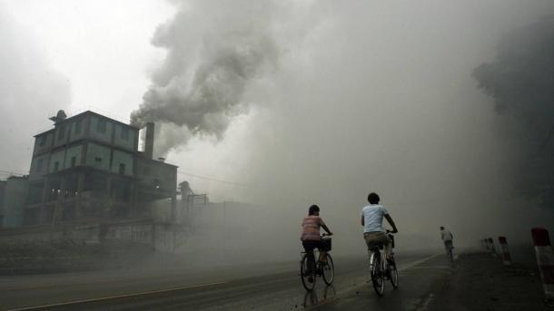 Резултат слика за zagađen vazduh