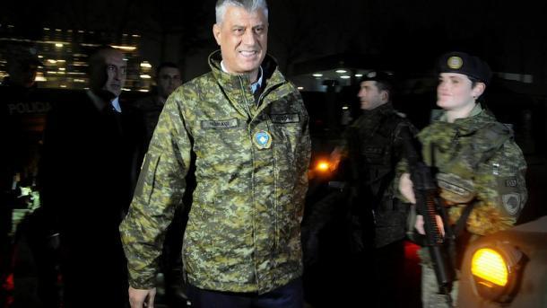 トランプ米大統領、サチ・コソボ...