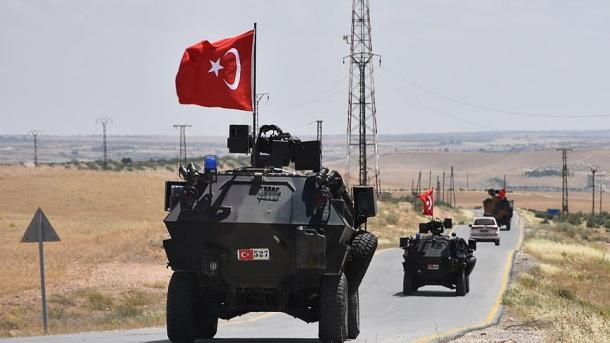 Së shpejti nis trajnimi i trupave turke dhe amerikane për patrullim të përbashkët në Menbixh   TRT  Shqip