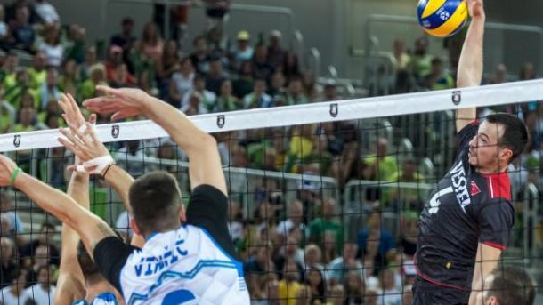 欧洲排球锦标赛如火如荼继续 | 三昻体育
