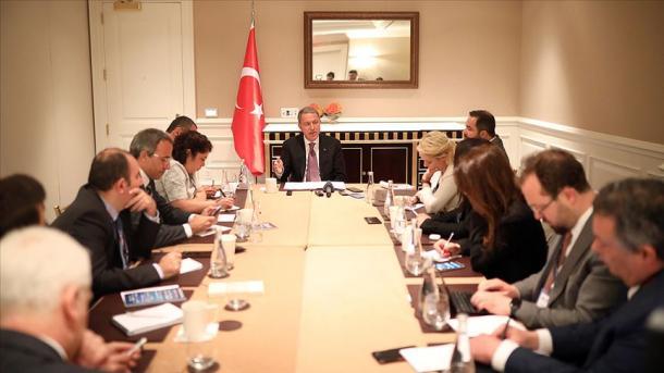 Akar: Ultimatumet amerikane nuk sjellin dobi   TRT  Shqip