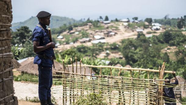 Watu 20 waauawa katika ghasia zilizozuka Kasai DR Congo