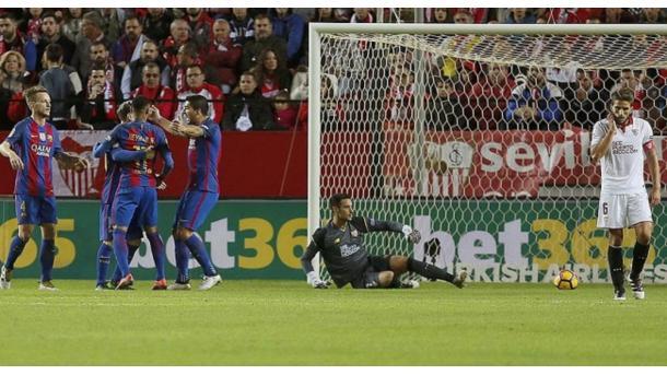 Месси забил 500-й гол за«Барселону» вофициальных итоварищеских матчах