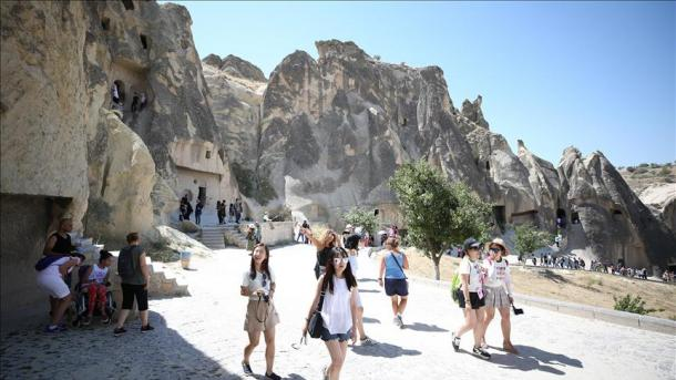 Turquie: Le parc national de Goreme, entre culture et nature
