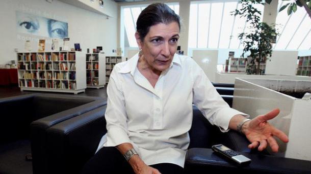 Periodista mexicana Alma Guillermoprieto gana Premio Princesa de Asturias
